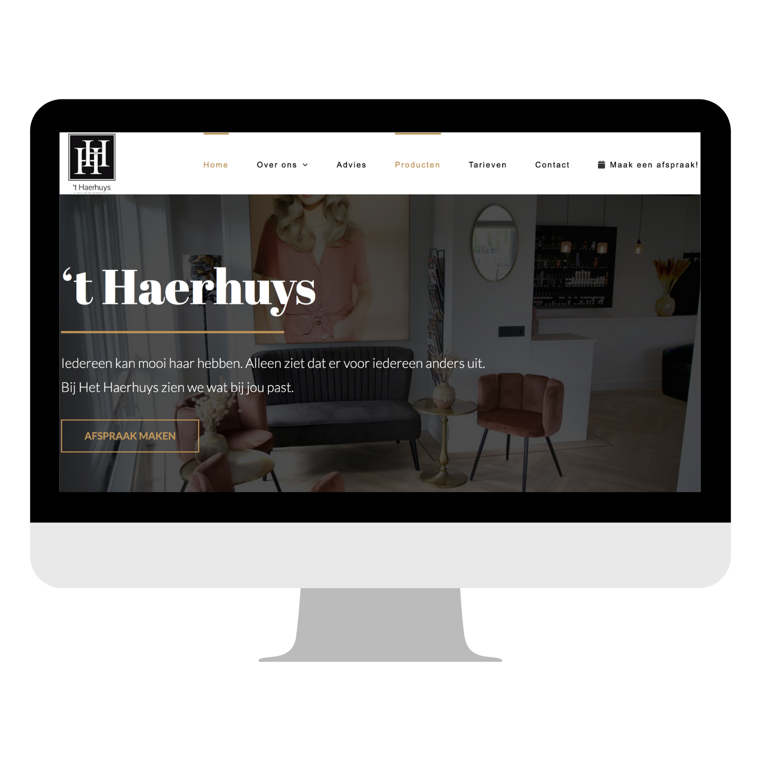 Website het haerhuys