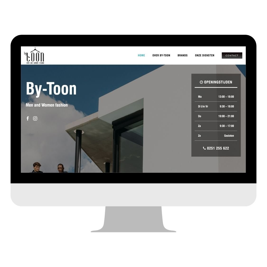 Webdesign - By Toon