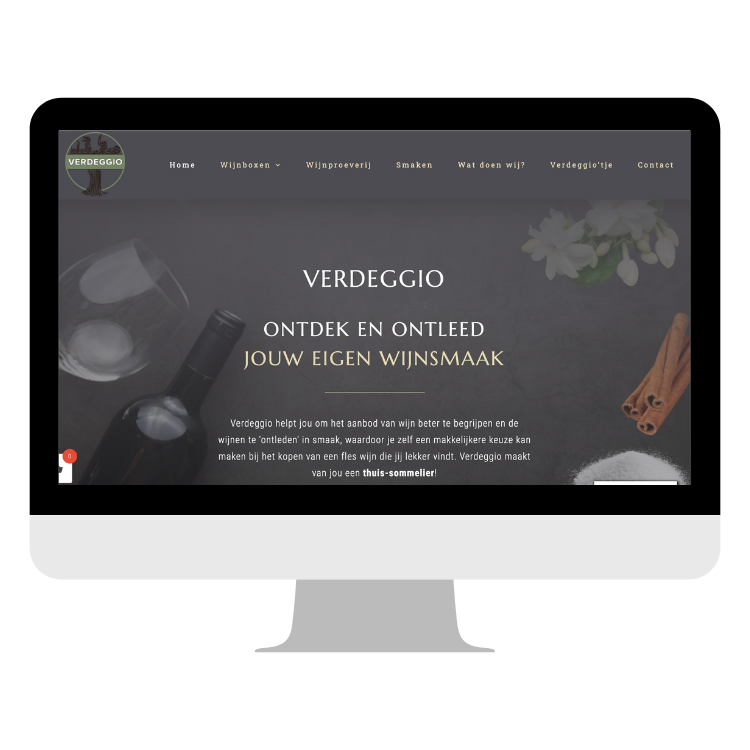 Website verdeggio